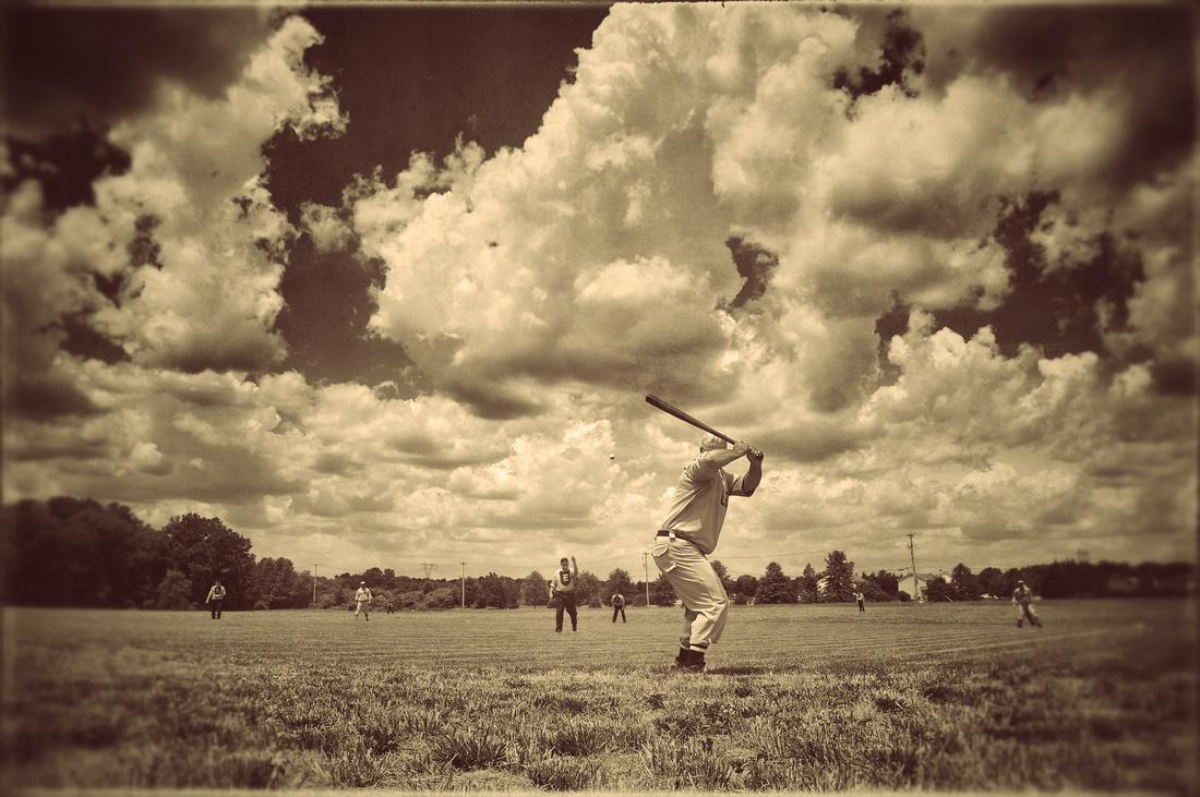 Lewis Baseball Club SCCherry 12