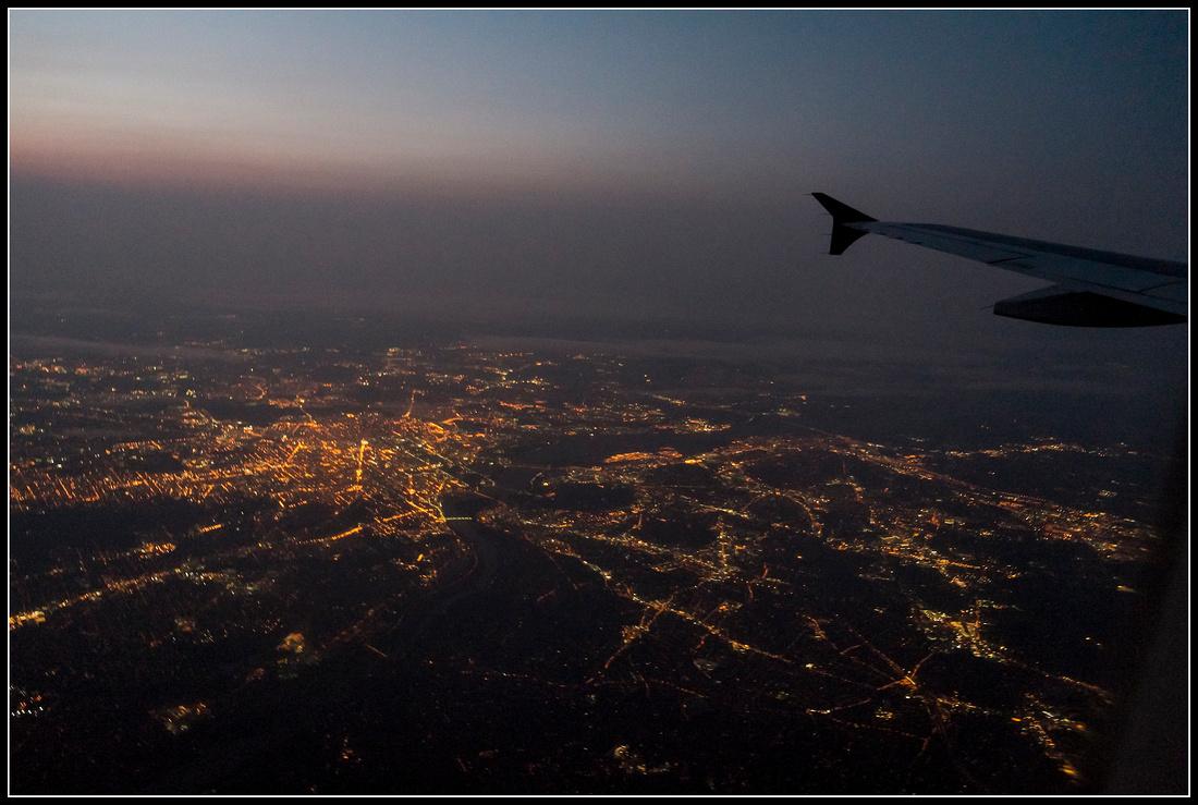 Flight to Appalachian Mountains 1 SCC