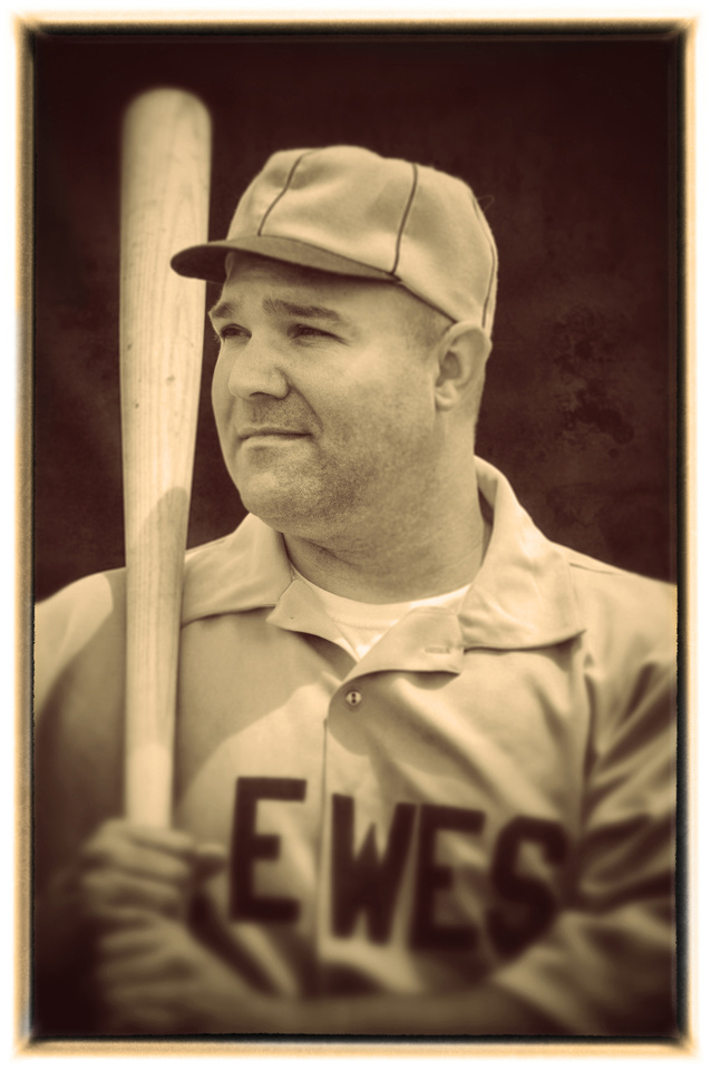 Lewis Baseball Club SCCherry 09